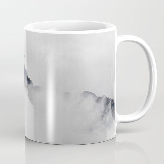 Foggy Faith Mug