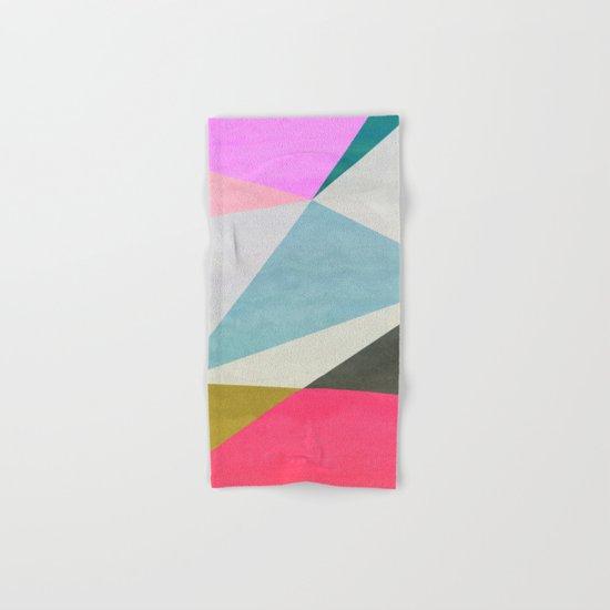Abstract 05 Hand & Bath Towel