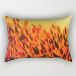SUMMER FLOWERS Rectangular Pillow
