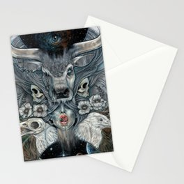 Feeding My Flame Stationery Cards