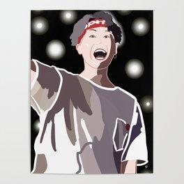 Love Yourself Tour Yoongi Poster