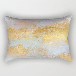 Golden Light 1 Rectangular Pillow
