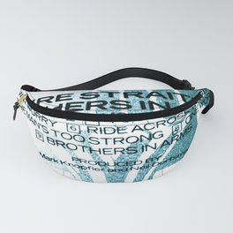Brothers In Arms Dire Days Fanny Pack