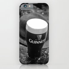 The Black Stuff Slim Case iPhone 6s