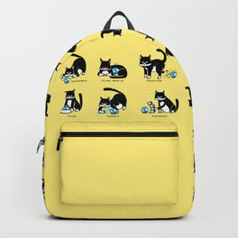 Cat disasters Backpack