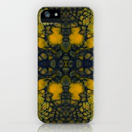 Fragmented 71 iPhone Case