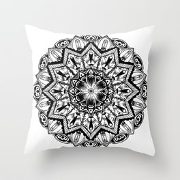 Had we but World enough, and Time Throw Pillow