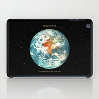 earth iPad Cases featuring Earth by Terry Fan