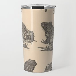 Naturalist Frogs Travel Mug