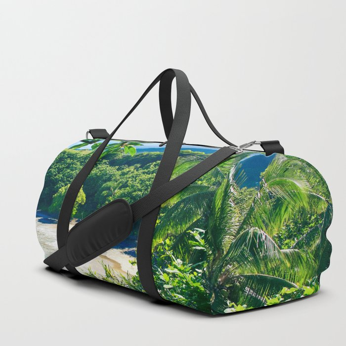 Hamoa Beach Hana Maui Hawaii Duffle Bag