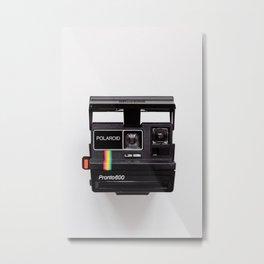 PRONTO 500 Metal Print