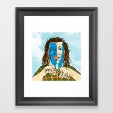 WILLIAM WALLACE Framed Art Print
