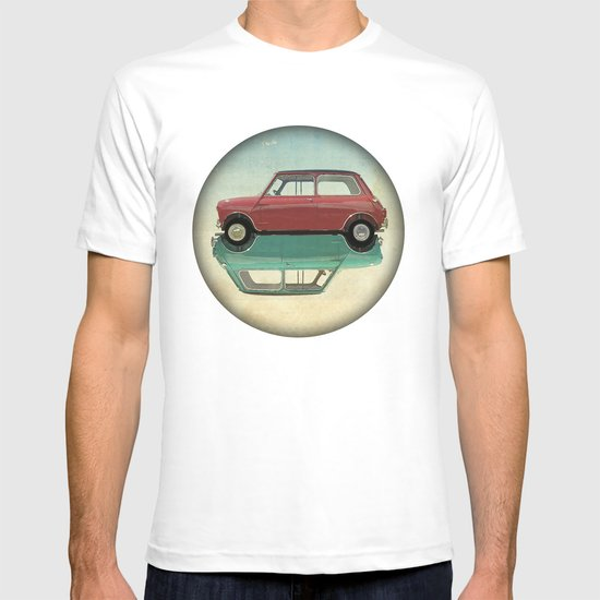 mini ying and yang T-shirt