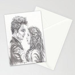 Twilight - Edward & Bella Stationery Cards