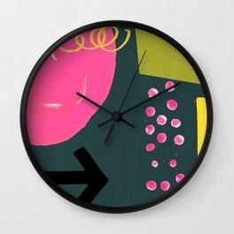 Jeanne Wall Clock