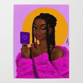 lipgloss Poster