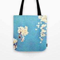 Pretty in the Sky Tote Bag