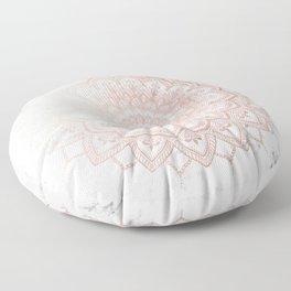 Pleasure Rose Gold Floor Pillow