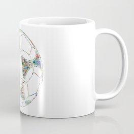 Philately Tango Ball Coffee Mug