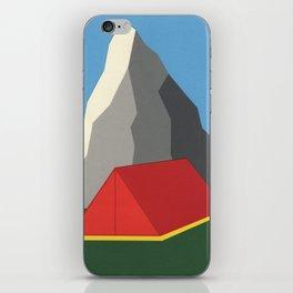 Camp Mount Whitney iPhone Skin