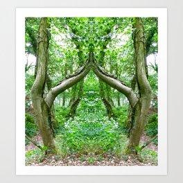 Wizard's Arch Art Print