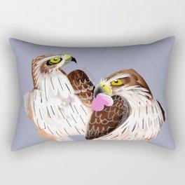 Totem Bonelli´s eagle (GREFA) #2 Rectangular Pillow