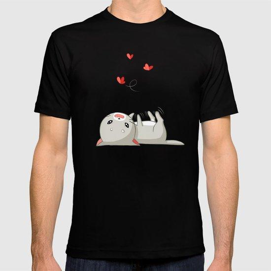 Playing Kitten T-shirt