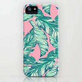 Palm West iPhone Case