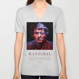 Hannibal - Season 1 Unisex V-Neck