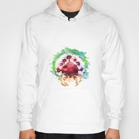 metroid Hoodies featuring Metroid Watercolor by Insomniac