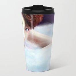BTS - Jungkook - Angel Metal Travel Mug
