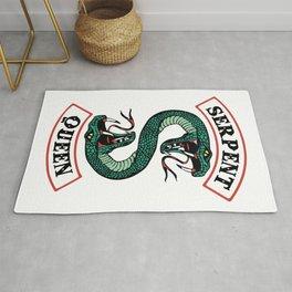Serpent Queen Rug