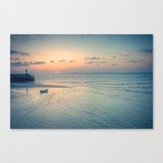 St Ives Sunrise Canvas Print