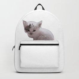 small kitten Backpack