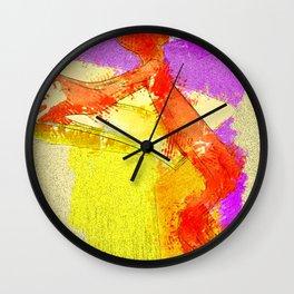 Manikin Wall Clock