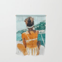 Solo Traveler Wall Hanging