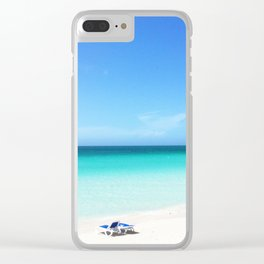 133. Perfect place to stay, Cuba Clear iPhone Case