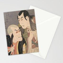 Sharaku Stationery Cards