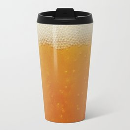Beer Bubbles Travel Mug