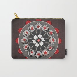 Chinese Zodiac Carry-All Pouch