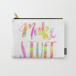 make stuff Carry-All Pouch