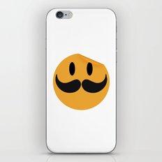 Moustache 15 iPhone & iPod Skin