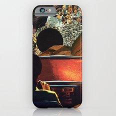 The Getaway by Zabu Stewart iPhone 6s Slim Case