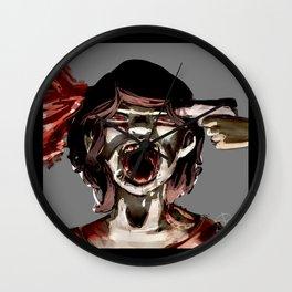 Dead Bite Wall Clock