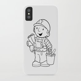 Bob The Builder iPhone Case