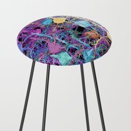 Cortical Brain Neurons by Kfay Counter Stool