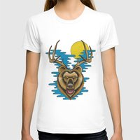 beer T-shirts featuring Beer by Travis Butchart