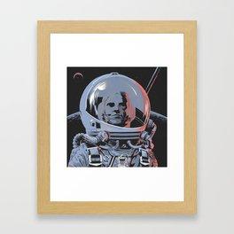 The Long Journey Framed Art Print