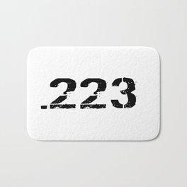 .223 Ammo Bath Mat