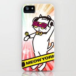 DJ CATMAN iPhone Case